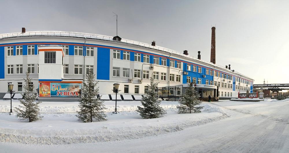 Ветераны второго трубопрокатного цеха (т-2) синарского трубного завода побывали с экскурсией на участке горячего